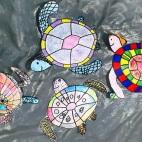 """05.05.2019 / """"Морская черепаха"""" в Творческой студии. Детская группа (6-9 лет)"""