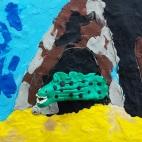 """26.05.2019 / """"Мурена"""" в Творческой студии. Автор работы: Борисова Анастасия (7 лет)"""