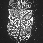 """06.03.2019 / """"Перо"""" в Творческой студии. Автор работы: Пулькина Екатерина Александровна"""
