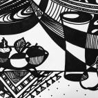 """10.04.2019 / """"Графика"""" в Творческой студии. Автор работы: Пулькина Екатерина Александровна"""