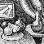 "05.12.2018 / ""Натюрморт"". Автор работы: Сафиуллина Виктория Рауфовна"