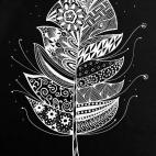 """30.10.2018 / """"Перо"""" в Творческой студии. Автор работы: Паляруш Людмила Васильевна"""