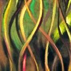 """13.02.2019 / """"Водоросли"""" в Творческой студии. Автор работы: Севостьянова Александра Алексеевна"""