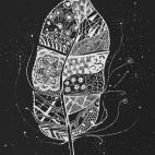 """16.02.2019 / """"Перо"""" в Творческой студии. Автор работы: Ландик Ольга Эдуардовна"""
