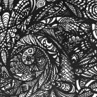 """27.02.2019 / """"Doodle"""" в Творческой студии. Автор работы: Павлова Мария Юрьевна"""
