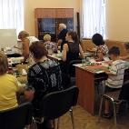 """19.07.2018 / Тема """"Ромашки"""" в Библиотеке Удельнинской"""