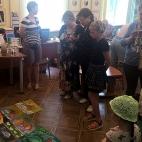 """10.08.2017 / Тема """"Птичка"""" в Библиотеке Удельнинской"""