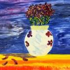"""Группа №2 / 22.11.2018 / Тема """"Цветы"""" в Библиотеке Удельнинской"""