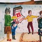 """22.02.2018 / Тема """"23 февраля"""" в Библиотеке Удельнинской"""