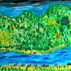 """27.08.2017 / Мастер-класс """"Осень"""" в Библиотеке """"Своя"""""""