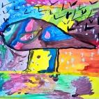 """13.08.2017 / Мастер-класс """"Птичка"""" в Библиотеке """"Своя"""""""