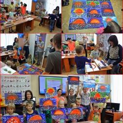 Мастер-классы в Библиоцентре детского чтения