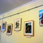"""02.10.17-02.11.17 / Персональная выставка """"Искусство портрета"""", Наталия Разбитскова"""